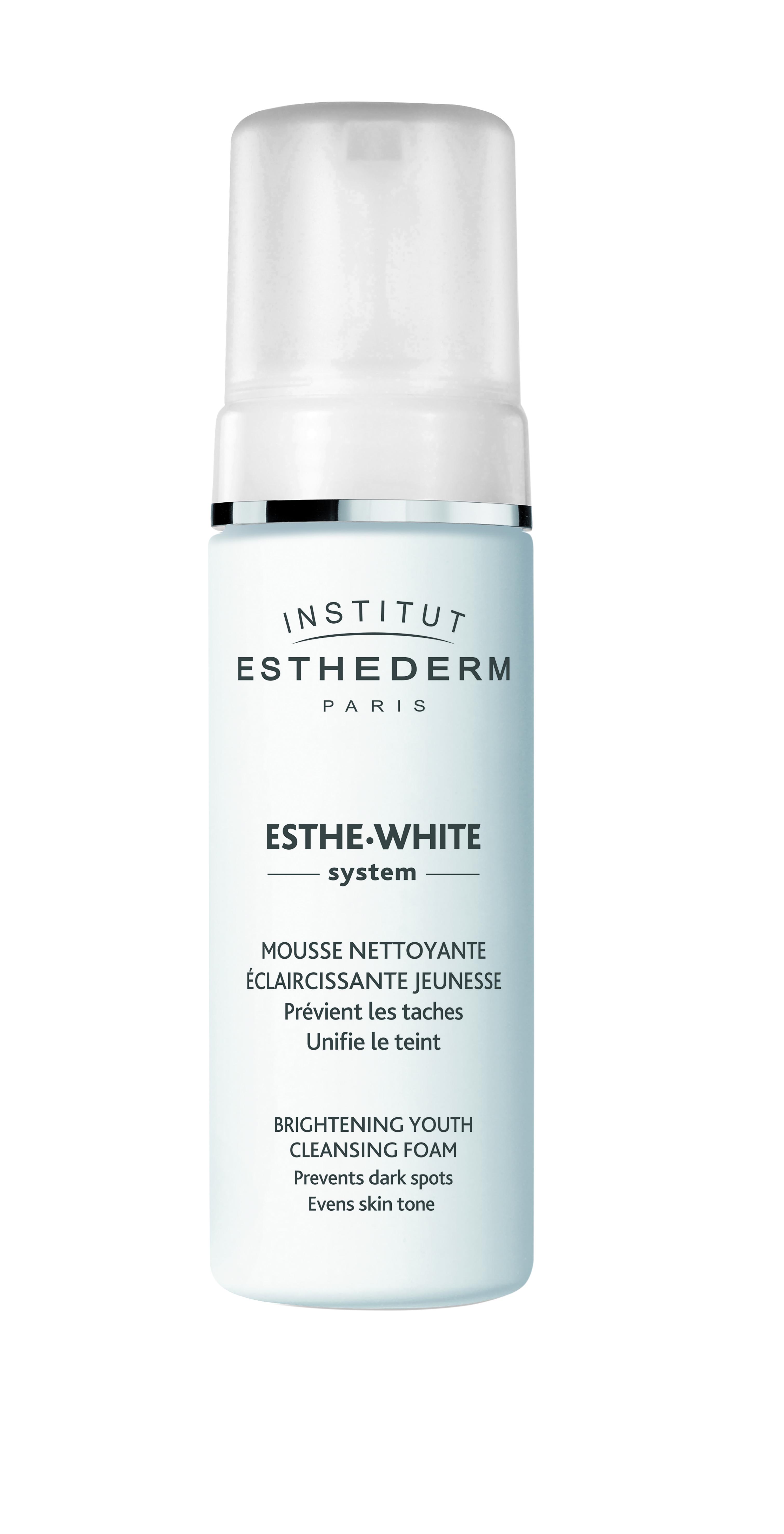 ESTHE WHITE MOUSSE NETTOYANTE ECLAIRCISSANTE 150ML V650002