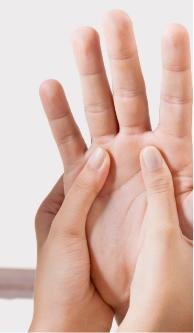 Beauté mains et pieds hommes