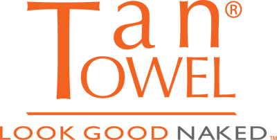 Logo Tan towel